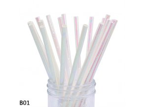 6 variant 2550pc multicolor rose gold silver pink blue foil star heart striped paper drinking straws for wedding birthday christmas decor