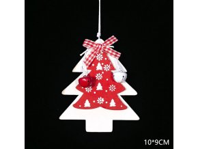 0 variant new year 2021 latest natural wood christmas tree ornament star heart wooden pendant noel christmas decoration for home xmas gift (1)