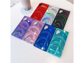 Luxusní 3D  obal na Samsung Rainbow