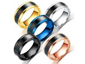 Univerzální prsten TEMPERATURE