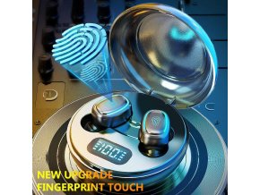 Bezdrátová bluetooth sluchátka TWSA10
