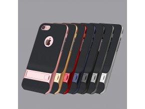 Protiskluzový obal na iPhone se stojánkem