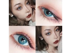 Barevné oční čočky Colora