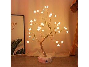 Mini svítící stromeček Light