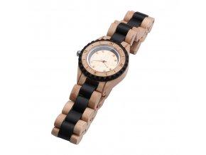 0 main stylish wooden quartz watch wristwatch calendar luminous luxury pointers waterproof dress watches sandalwood
