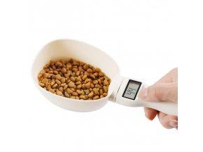 Odměrná lžíce na zvířecí krmivo FEED