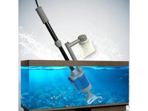 Elektrické čerpadlo pro výměnu akvarijní vody