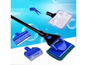 Sada nástrojů pro údržbu akvária
