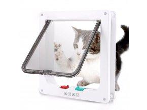 Ochranná dvířka pro domácí mazlíčky PET