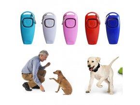 Píšťalka pro psy Belmondo