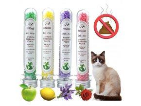 Potřeby pro kočky - pohlcovač zápachu FRESH