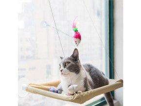 Závěsný pelíšek pro kočky HANG