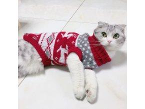 Oblečky pro kočky Winter