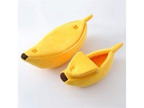 Pelíšek pro psy Banana