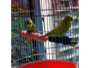 Hračky pro papoušky - bidýlka