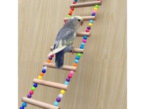 Žebřík pro papoušky CLIMB