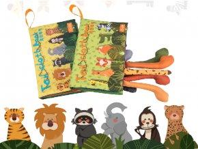Knížky pro děti Safari