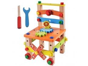Hračky pro děti Chair Tina