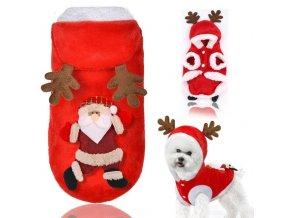 Oblečky pro psy Christmastime