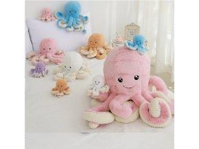 Plyšová chobotnice Kayla