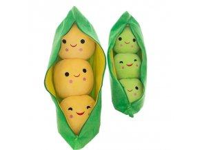 Plyšáci Cute peas