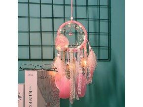 Lapač snů Flamingo