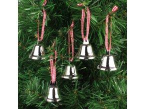 Vánoční zvonek a rolnička CHRISTMAS