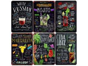 mainimage0Tiki Bar OPEN Summer BEER Retro Metal Tin Signs Mojito Martini CUBA LIBRE Cocktail Plaque Pub