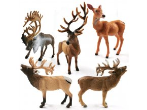 Hračky Forest Animals