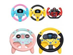 Hračky - elektrický volant
