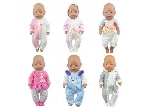 Oblečky na panenky Emilly