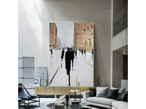 Obrazy Deep Street