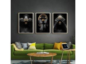 Obrazy African Art