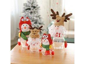 Dóza na bonbony Merry Christmas