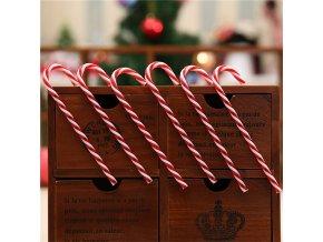 Vánoční dekorace Candy Canes