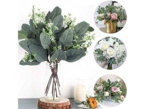 Umělé květiny Eucalyptus