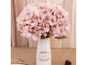 Umělé květiny Hortenzie