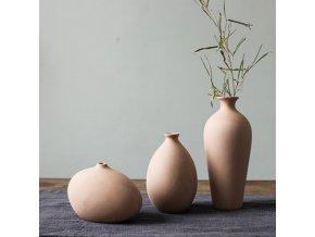 Doplňky do bytu - minimalistická váza Nord