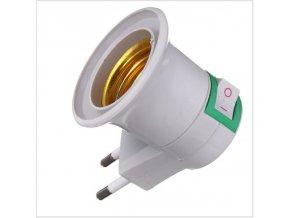 Světelný LED adaptér