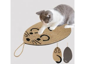 Škrabadlo pro kočky Mouse