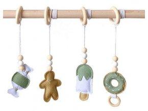 Závěsné hračky nad postýlku Baby
