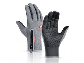 1 variant worthwhile winter cycling gloves bicycle warm touchscreen full finger gloves waterproof outdoor bike skiing motorcycle riding