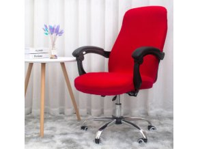 27 variant office rotating computer chair cover elastic chair cover anti dirty removable lift chair case covers for meeting room seat cover