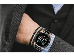 Pánské sportovní chytré hodinky