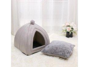 Pelíšek pro kočky