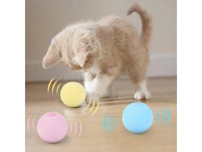 Interaktivní míček pro kočky