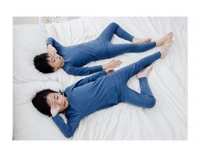 mainimage4High technology Thermal Underwear Children clothing sets Seamless Underwear For Boys girls clothing Autumn winter Kids