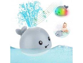 Hravá hračka do vody