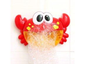 Bublací hračka do vody