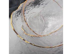 Originální skleněná miska
